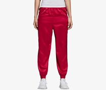 Women's Originals Satin Track Pants, Fuschia