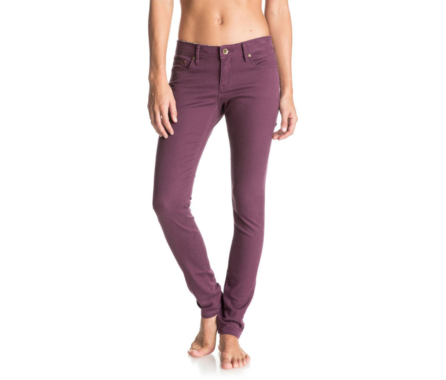 Roxy Women's Casual Suntrippers Pants, Purple