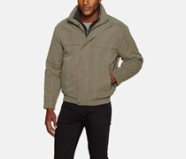 Men's Bomber With Bib Insert Jacket, Willow
