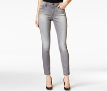 Dkny Jeans City Ultra-Skinny Gray Wash Jeans