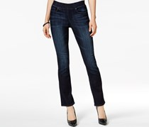 DKNY Jeans 5-Pocket Skinny Jeggings, Navy Wash
