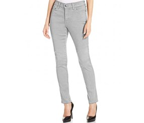Nydj Alina Women's Colored Skinny Jeggings, Grey