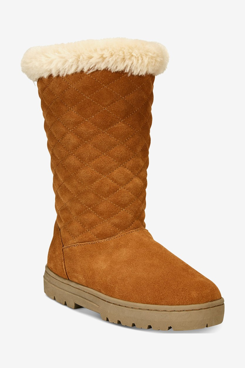 Women's Nickyy Cold-Weather Boots, Brown