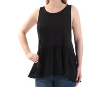 Free People Women's Catina Tank Top, Black