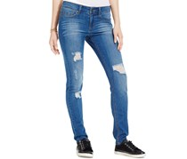 Indigo Rein Juniors' Destroyed Super-Soft Skinny Jeans, Montoya