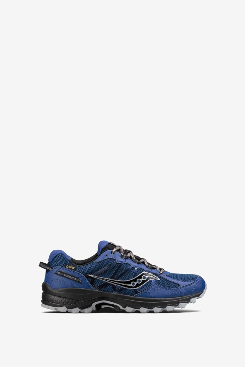 Men's Excursion Running Shoes, Blue/Grey