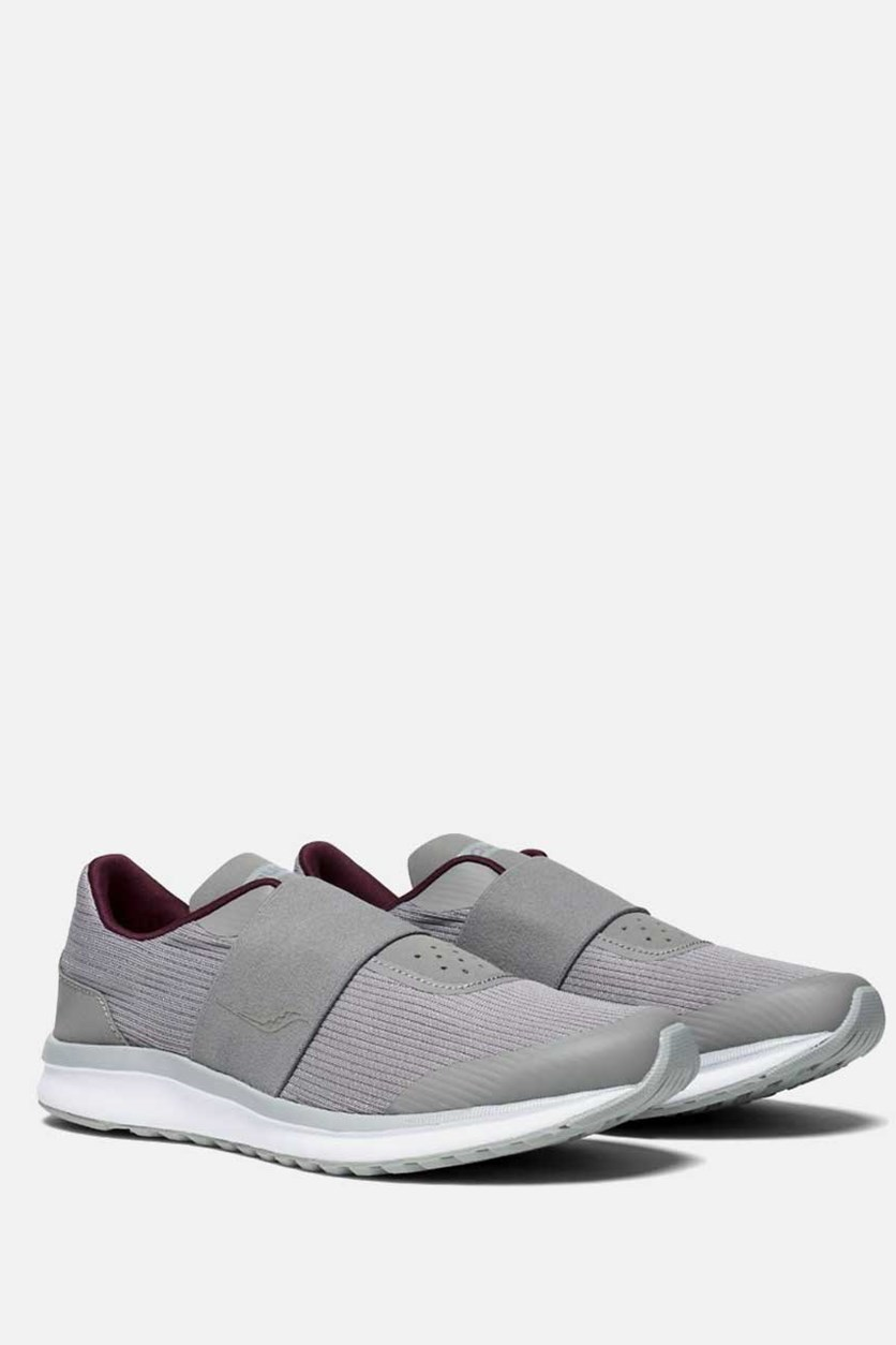 Women's Stretch & Go Smooth Sports Shoes, Grey