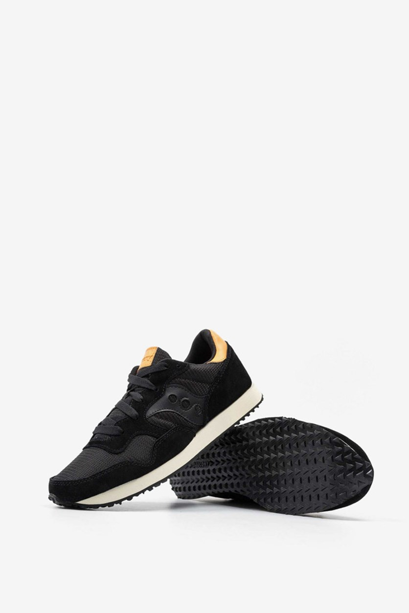 Men's Dxn Trainers Shoes, Black