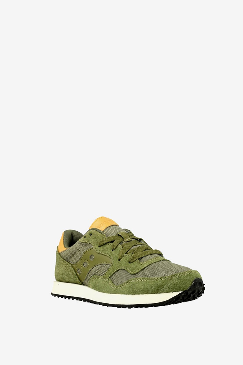 Men's Dxn Trainer Sneakers Shoes, Olive