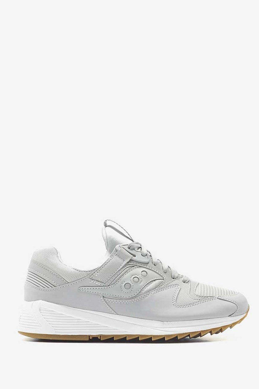 Men's Grid 8500 Trainers, Grey
