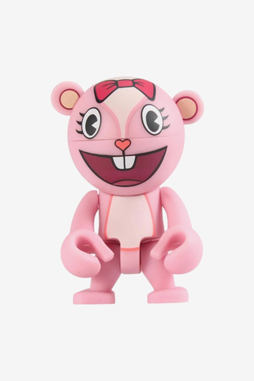 Happy Tree Friends Trexi Figures Giggles, Pink