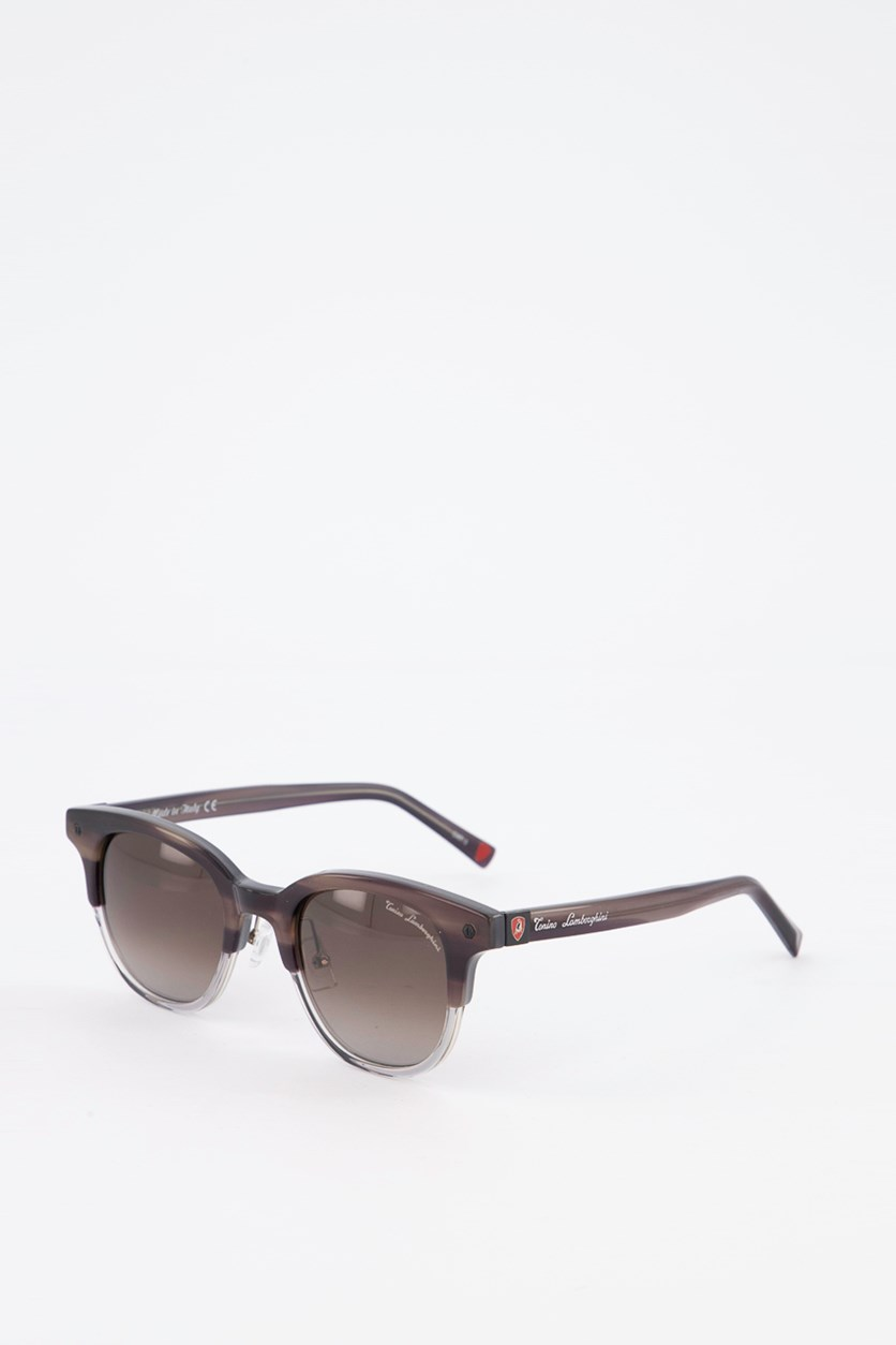 Women's TL574 Sunglasses, Grey/Brown/Black