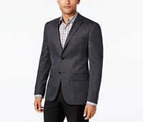 Alfani Slim-Fit Slim-Fit Soft Tailored Sport Blazer, Charcoal