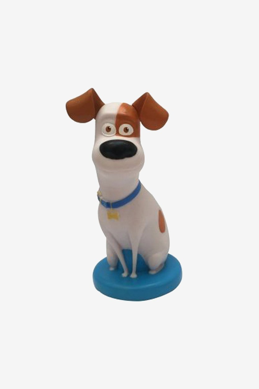 Secret Life of Pets The Coin Bank Max, White/Brown