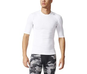Adidas Men's Training T-Shirt, White