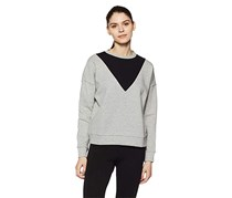 Reebok Women's Sweatshirt, Grey