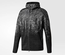 Adidas Men's Jacket, Black/White