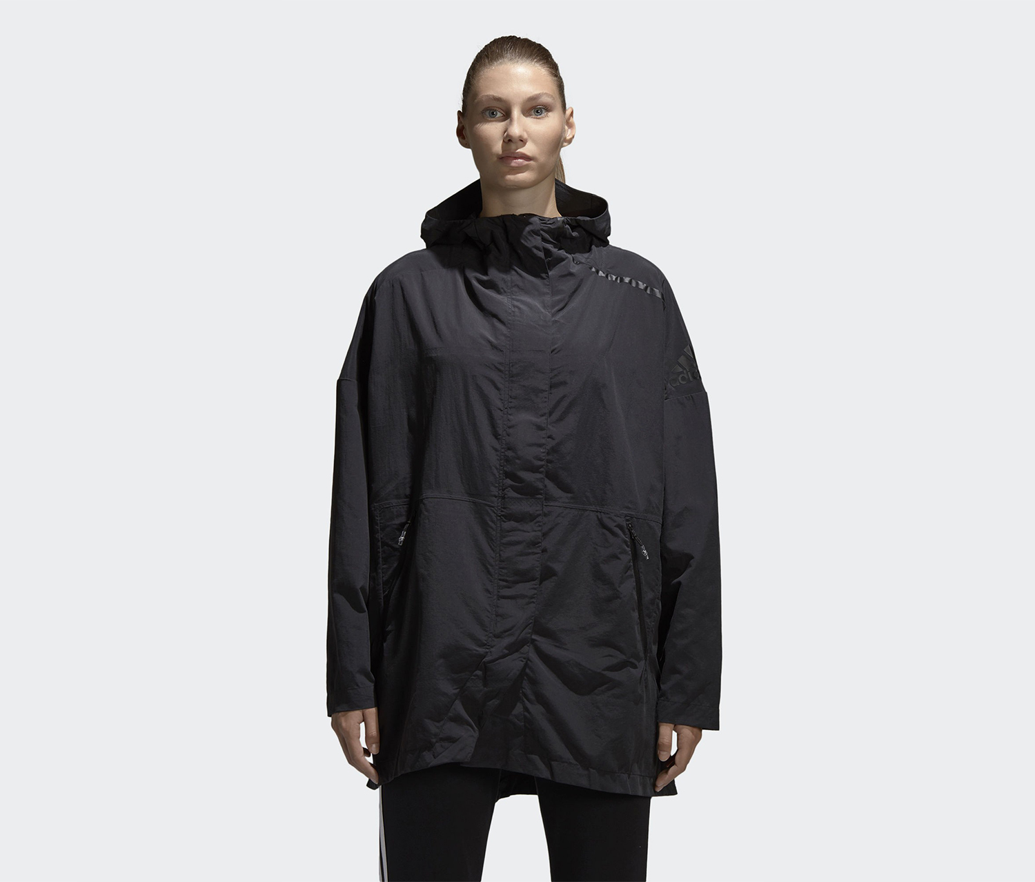 Adidas Women's Jacket, Black