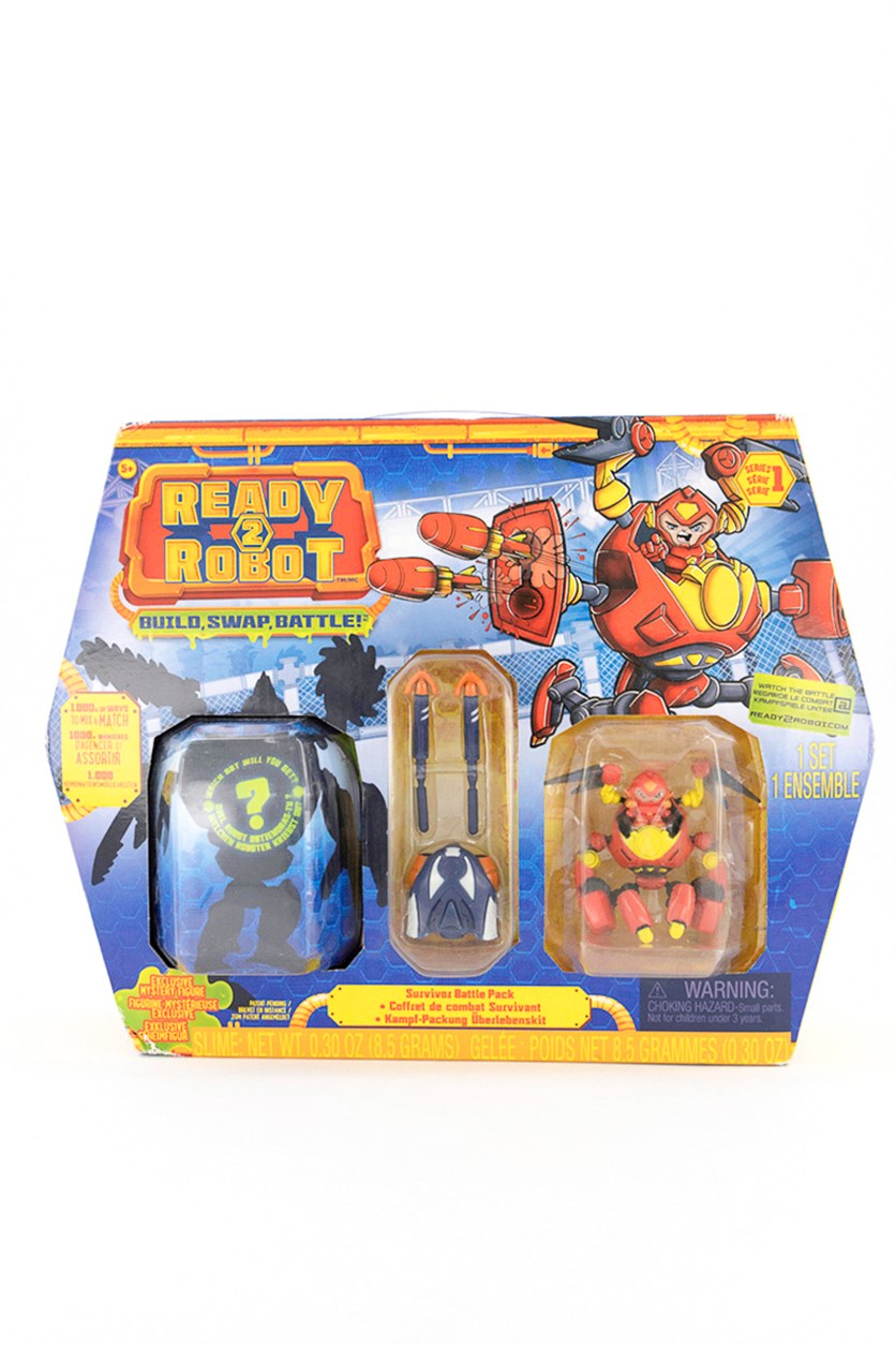Ready 2 Robot Battle Pack Tag Team Hardware, Red Combo