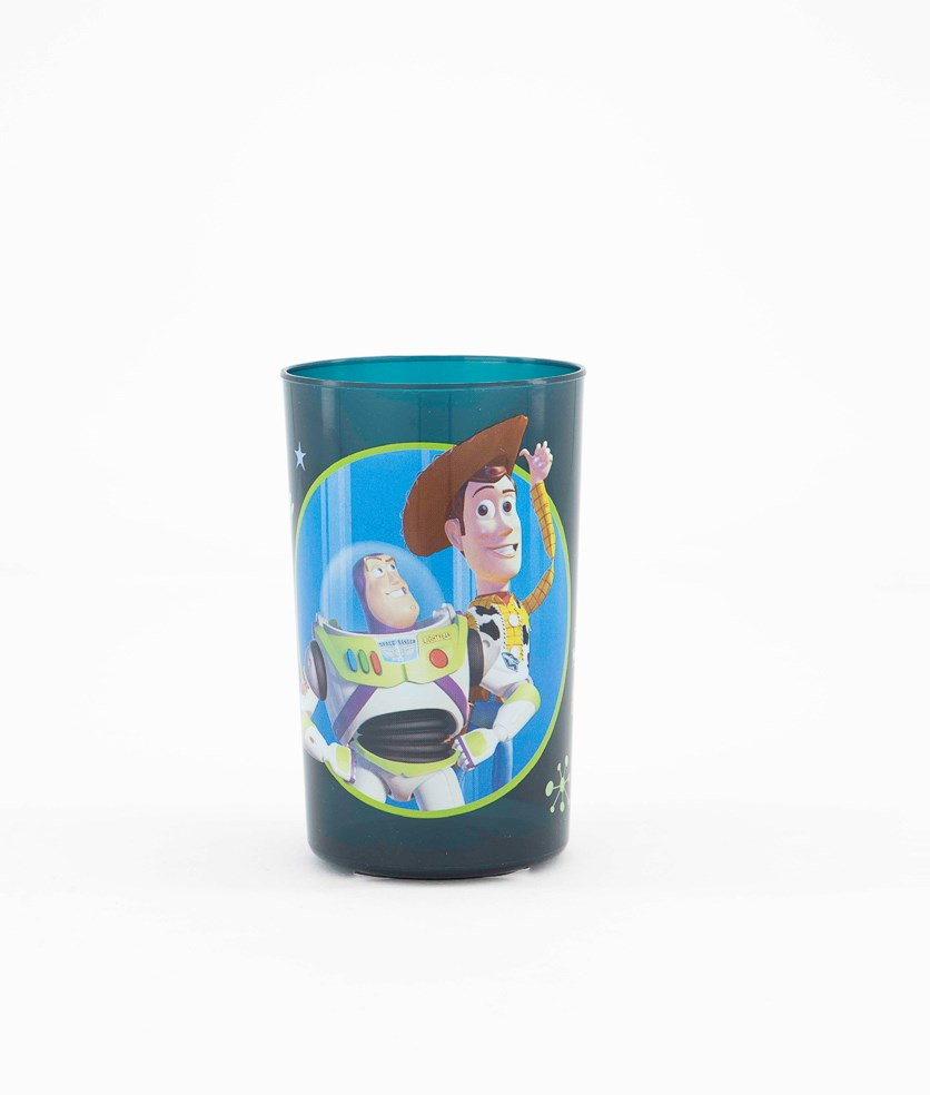 Toy Story Buzz & Friend Tumbler, Teal Blue Combo