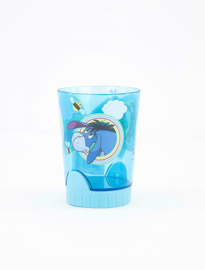 Winnie The Pooh Magnifying Tumbler, Blue Combo