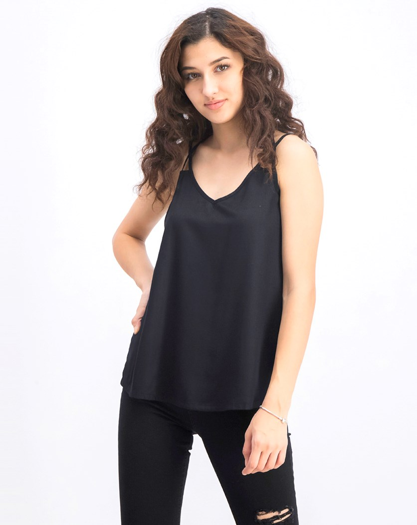 Women's Verdict Tank, Black