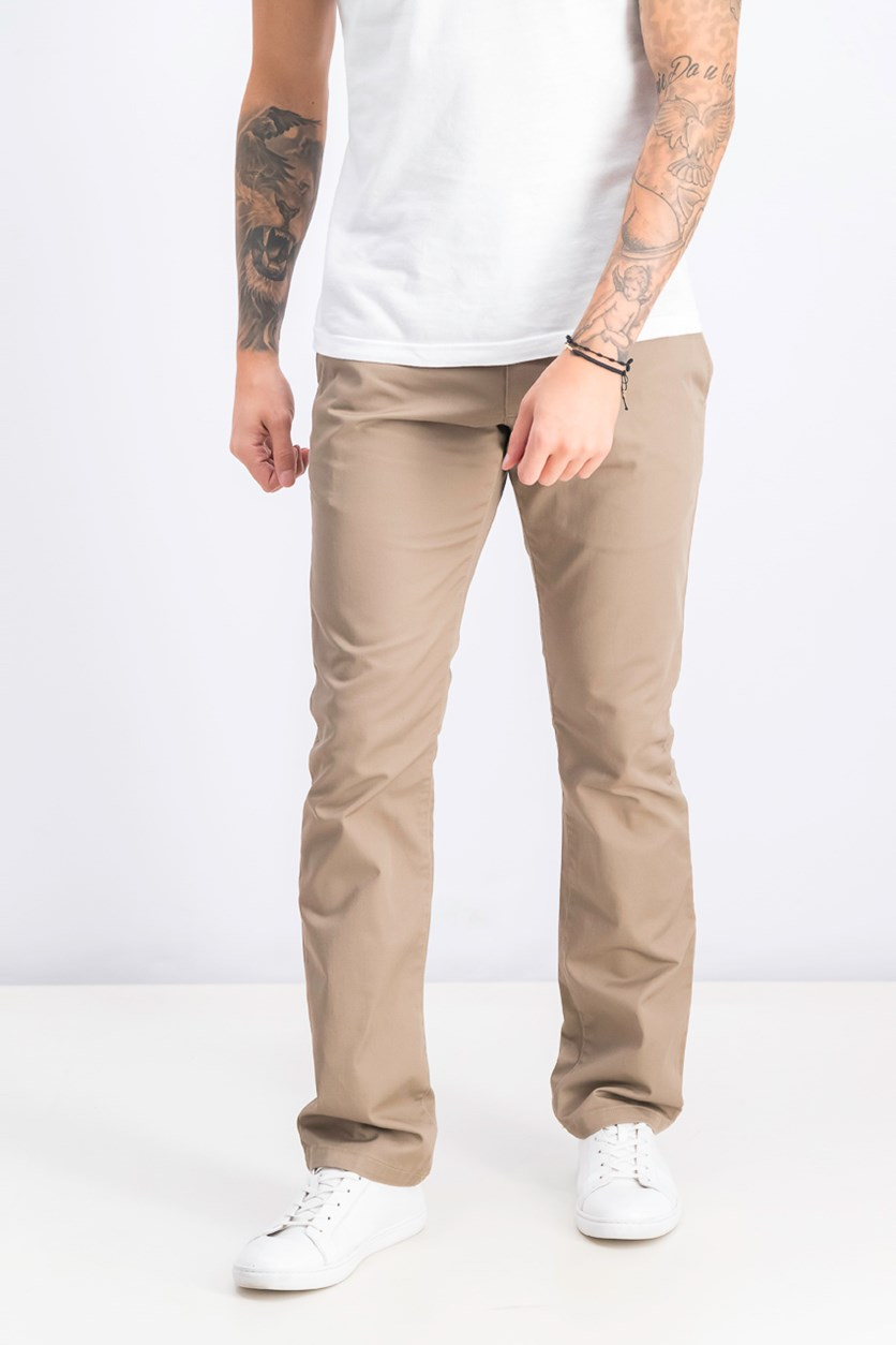 Men's The Week-End Chino Pants, Dark Khaki