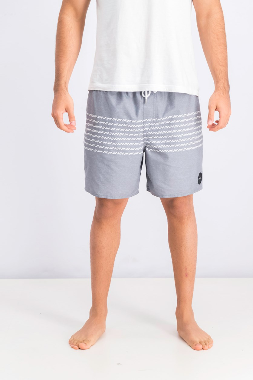 Men's Layer Swim Trunks, Led