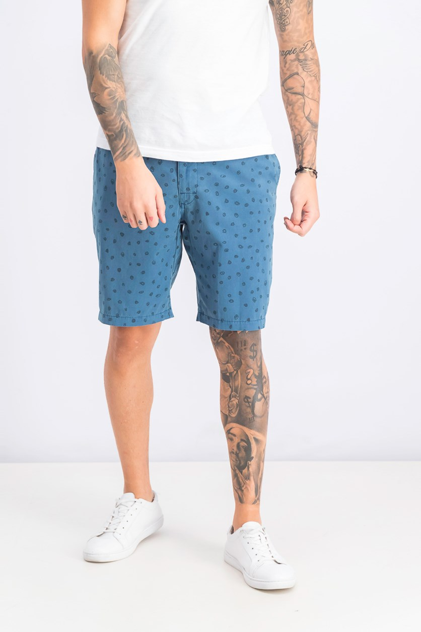 All Time Coastal Hybrid Short, Blue Wash