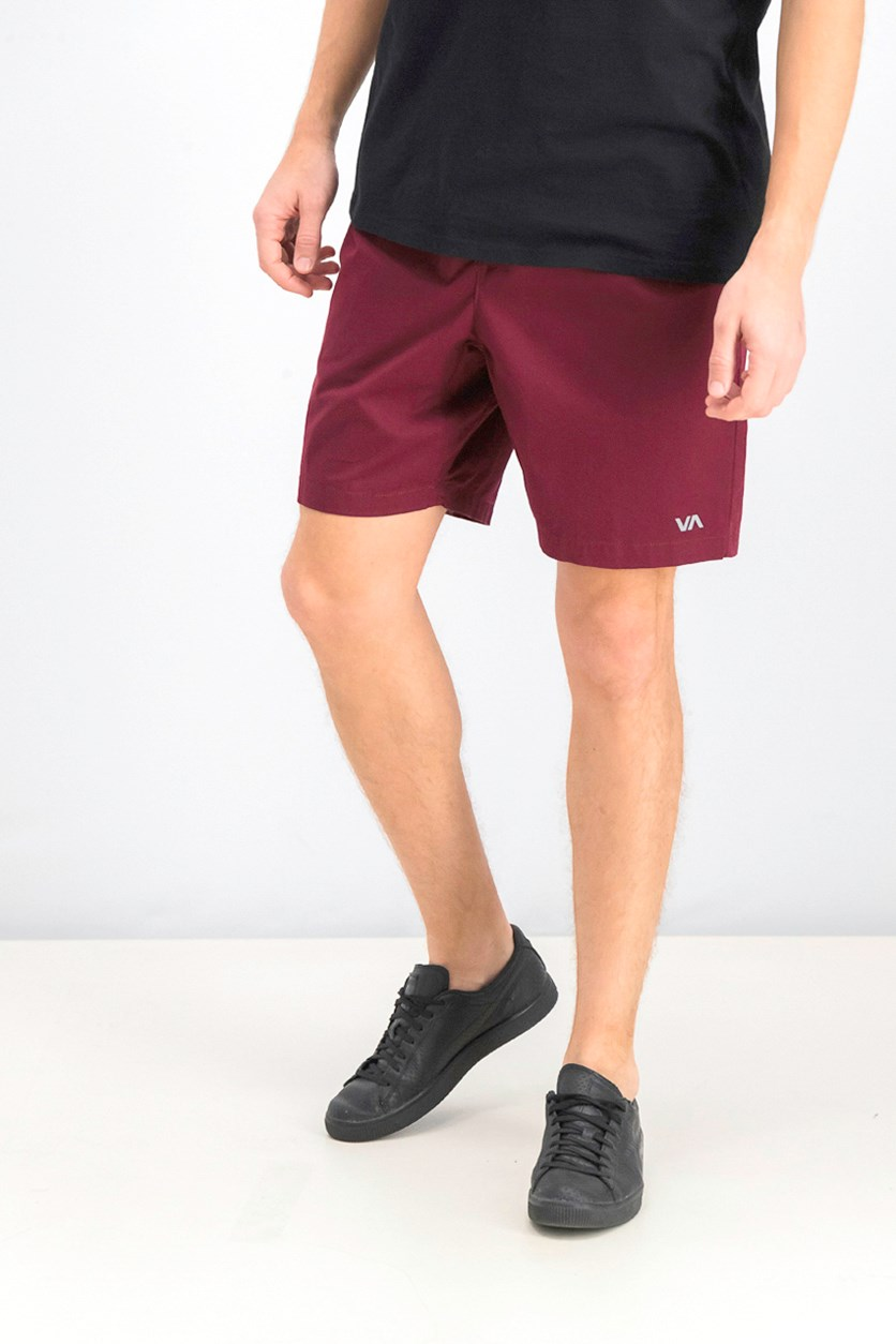 Men's Spectrum Short, Tawny Port