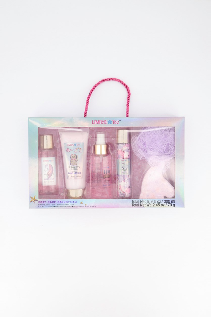 Body Care Collection, Pink