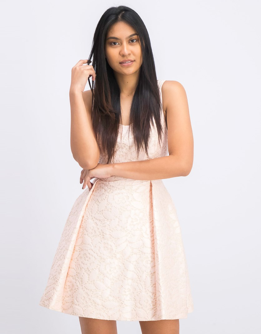 Women's Cocktail Dress, Blush