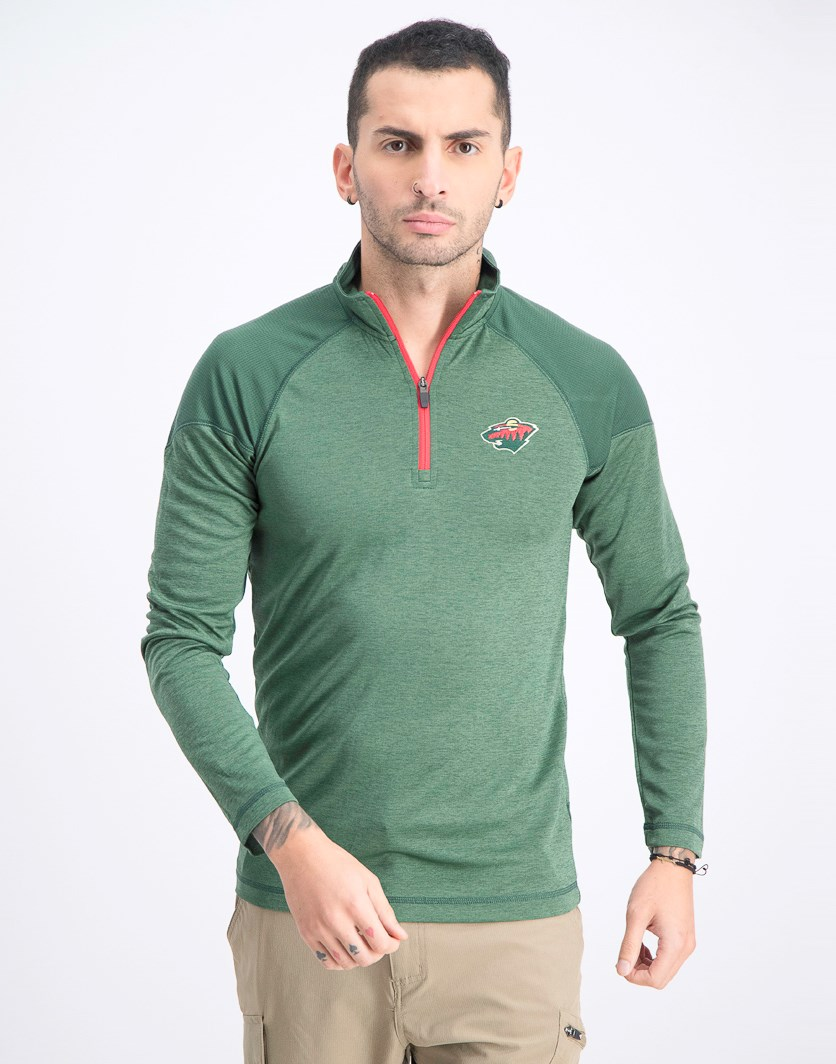 Men's Long Sleeve Shirt, Green