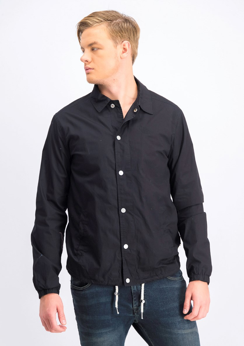 Men's Lightweight Jacket, Black