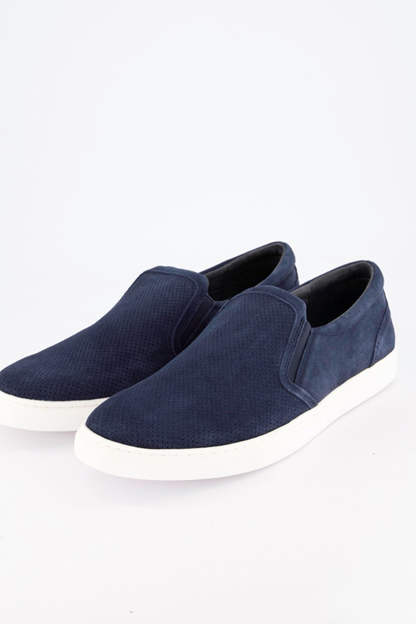 Men's Brant Slip-On Sneakers, Navy