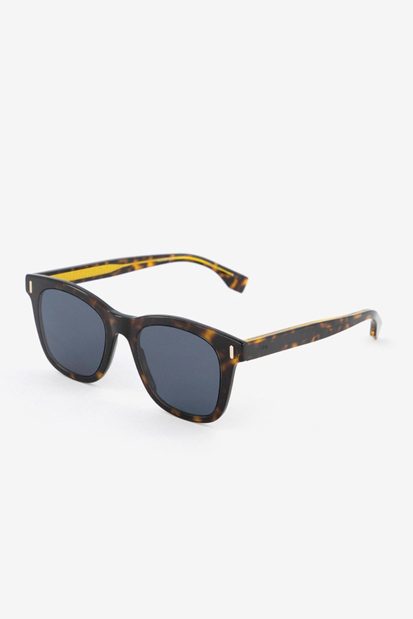 Men's FFM0040 Sunglasses, Dark Havana