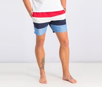Men's Banks Swim Trunks, Chambray
