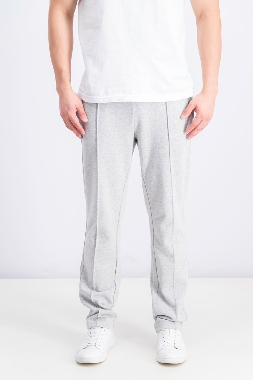 Men's Jogger Pants, Light Gray