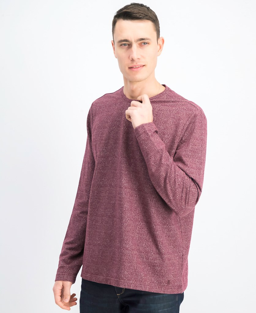 Men's Crewneck Sweater, Maroon