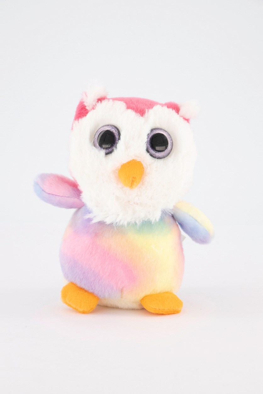 Lil Peepers Plush Animal Toys, Moonbeam