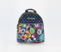 Women's Sunflower Peace Chantal Backpack, Navy Combo
