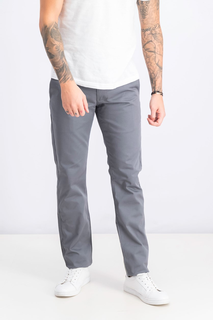 Men's Week-End Pants, Dark Gray