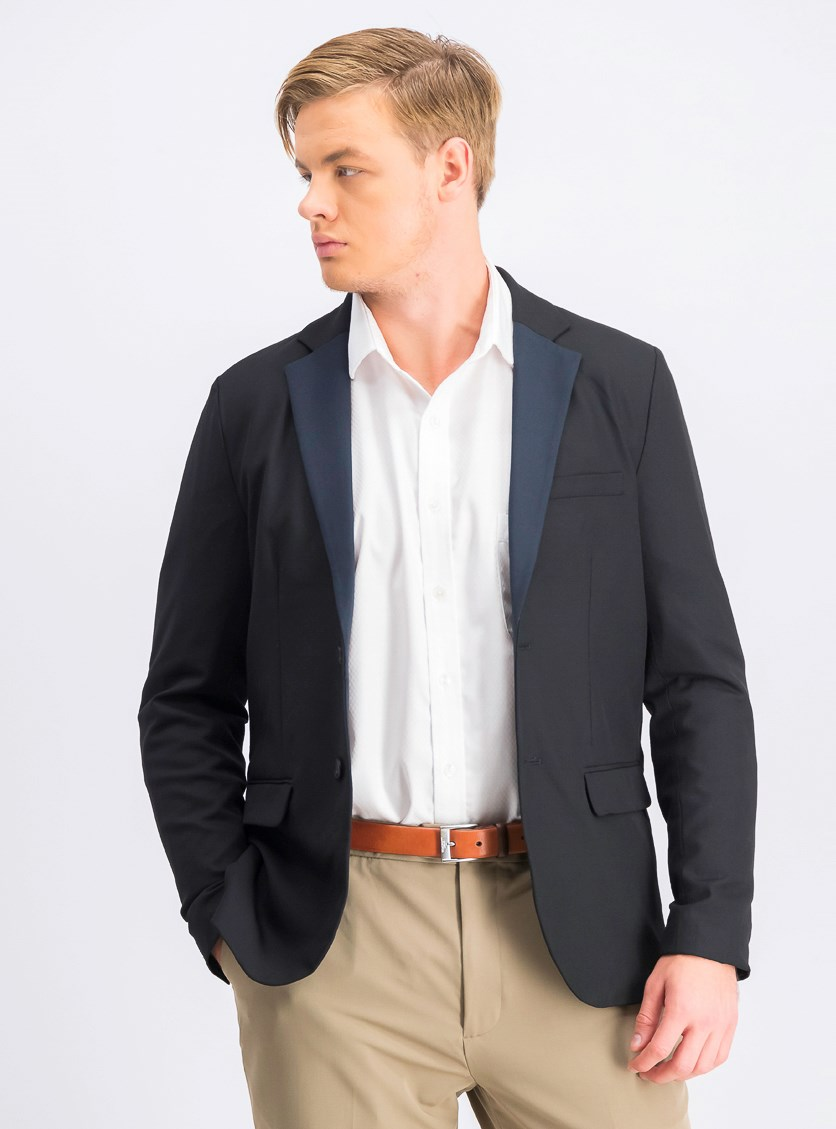 Men's Blazer, Black