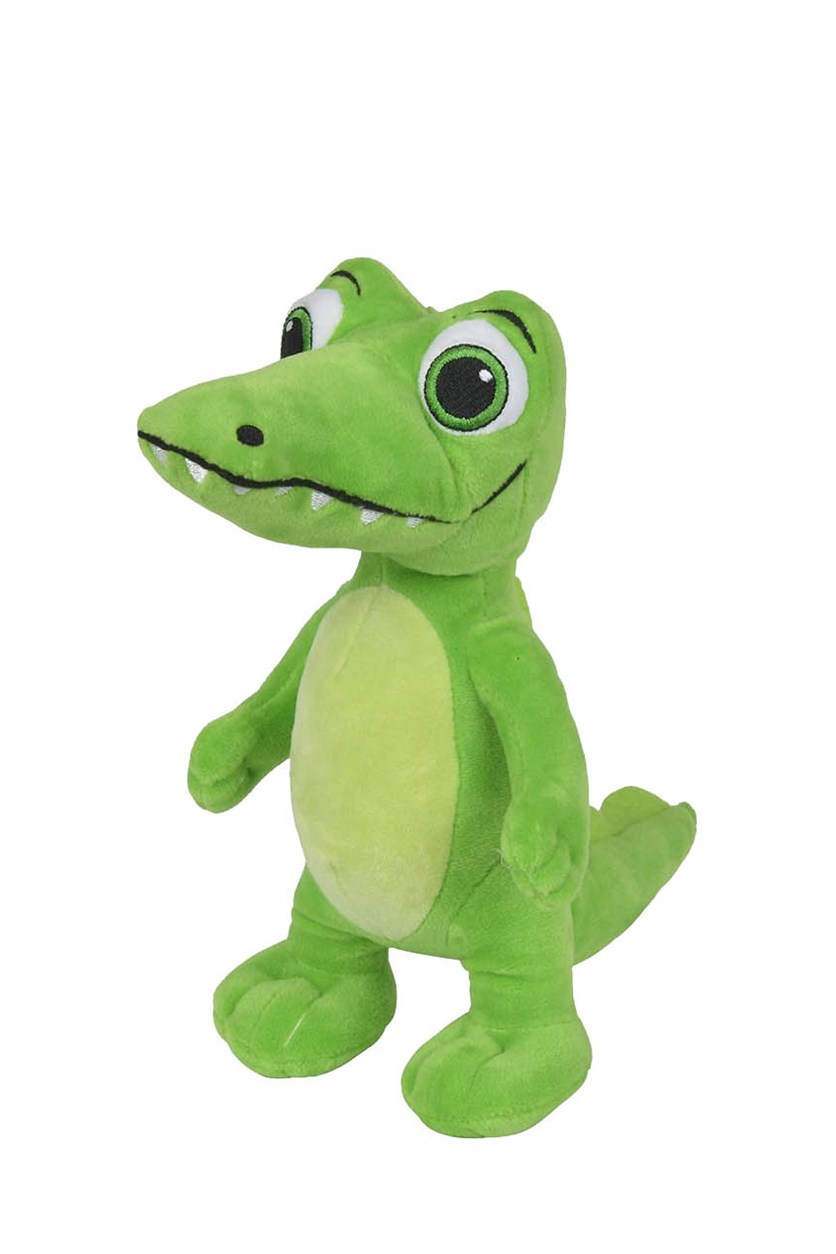 Wissper 'Kev' Soft Plush Toys, Green
