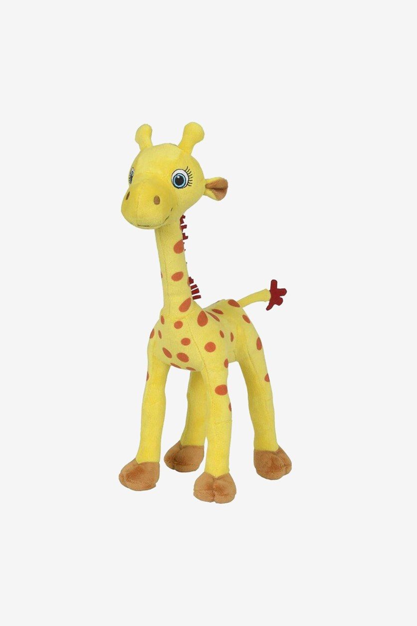 Animal Friends Soft Toy, Yellow