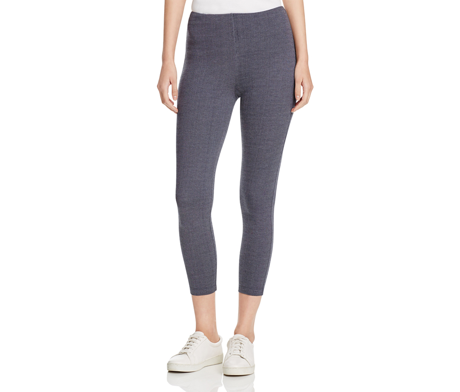 Lysse Women's High Waist Capri Leggings, Navy