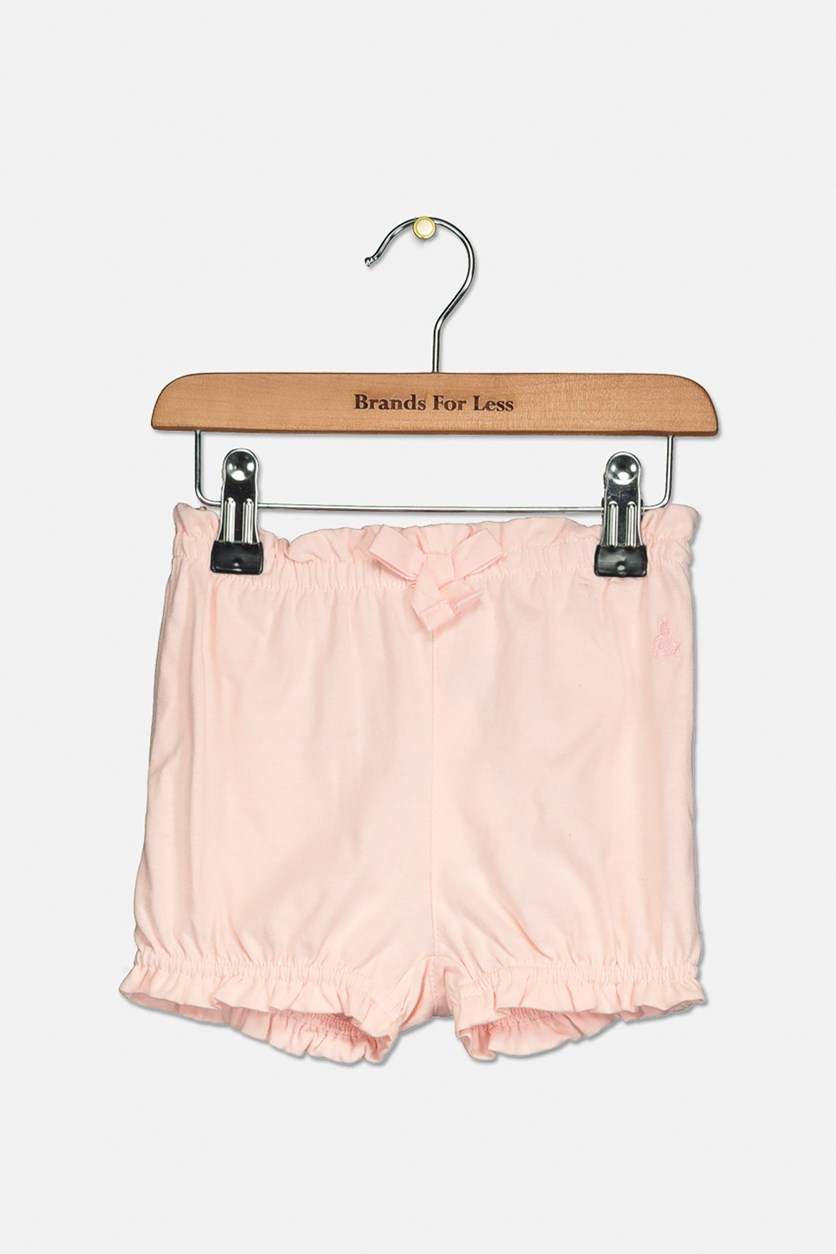 Toddler Girl's Pull On Short, Pink