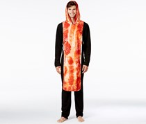American Rag Men's Halloween Bacon One-Pc. Costume, Black/Orange