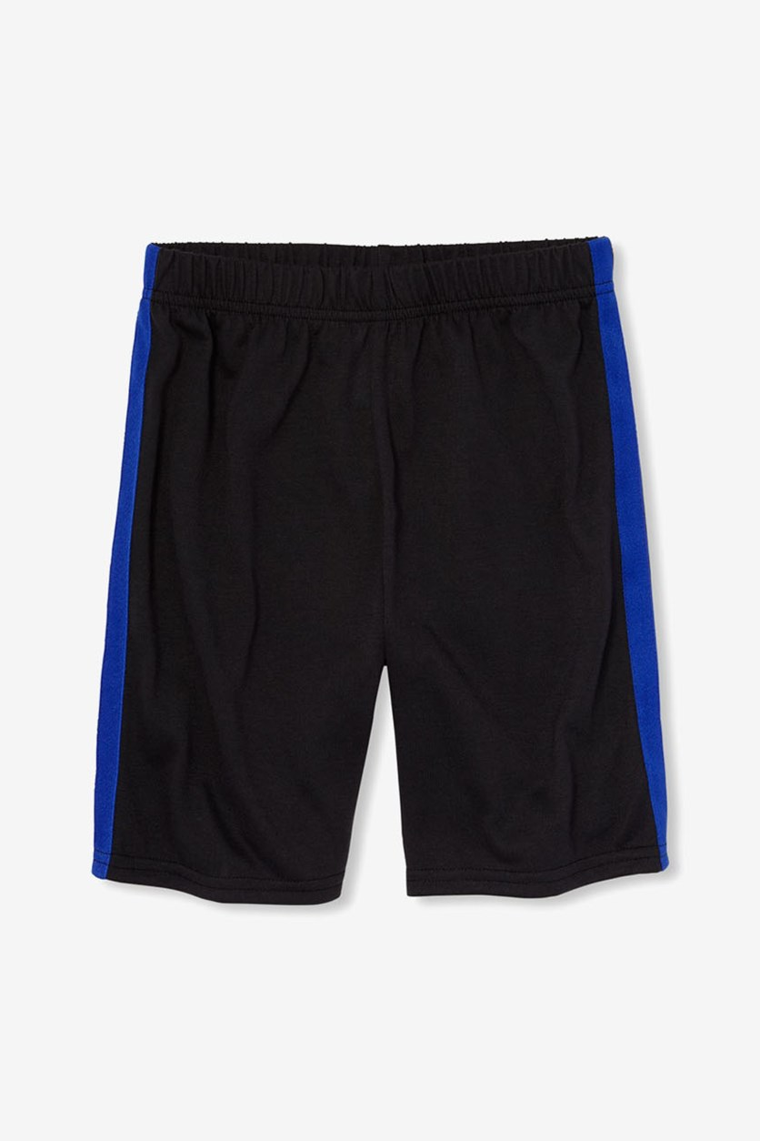 Boy's Pajama Shorts, Black