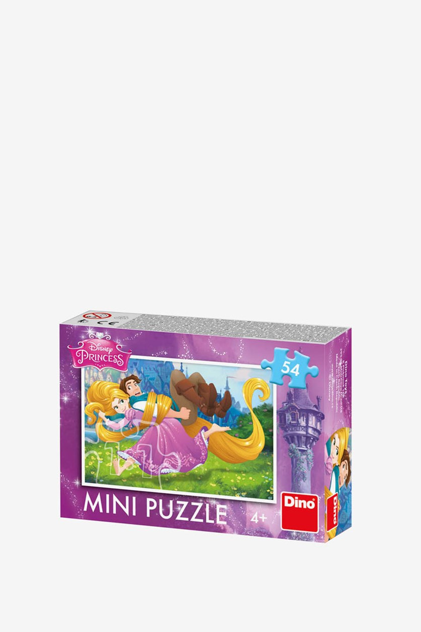 Disney Princess Mini Puzzles, Purple/Yellow